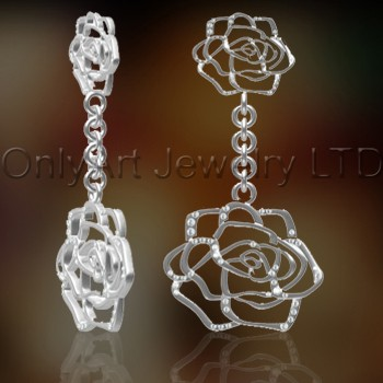 Rose Flower Jewellery OADE0002