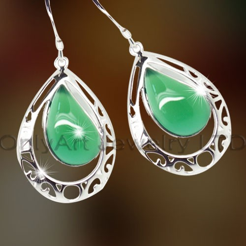 925 Sterling Silver Jewelry OAE0011