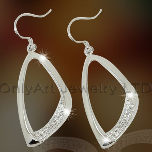 Sterling Silver Earring OAE0014