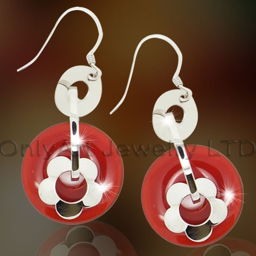 Fashion Silver Earring OAE0015