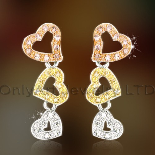 Women Fashionable 925 Sterling Silver Earring Jewelry OAE0026