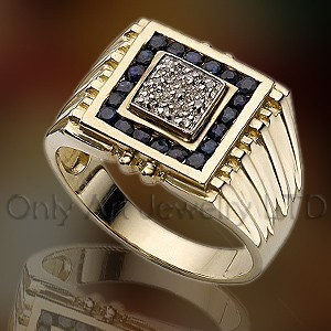 925 Mens Custom Ring OACR0002