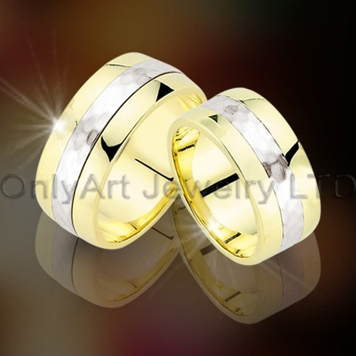 Fashion Silver Ring for Couple OAR0011