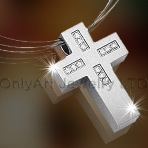 Unique Cross Pendant OATP0033