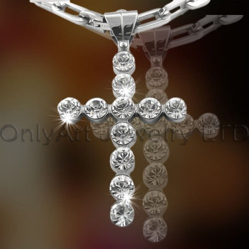 Large Cross Pendant OATP0092