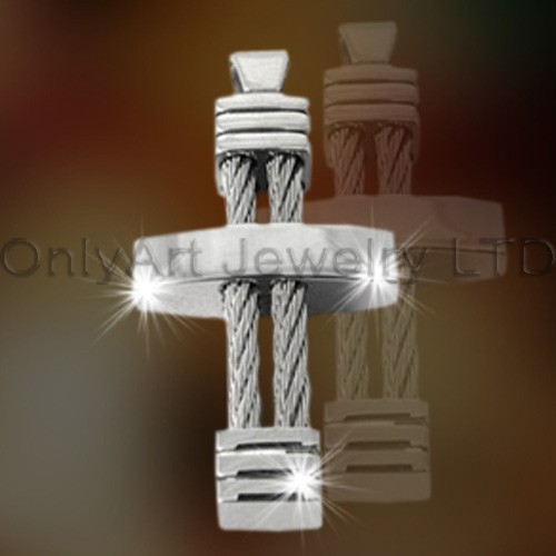 Cross 316l Stainless Pendants OATP0104