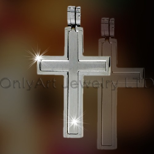 Titanium Or 316l Steel Christian Jewellery OATP0129