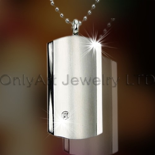 Dog Tag Pendant OATP0147