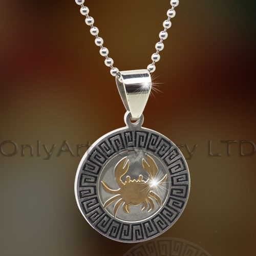 Crab Design Pendants OATP0162
