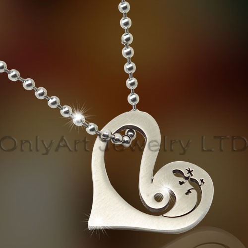 Small Heart Pendant OATP0167