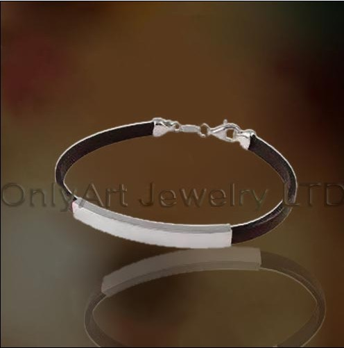 2011 Hot 316 Leather Bracelet OATB0001