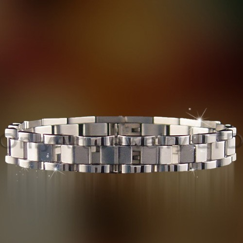 fine cheap jewelry hot sell classic stainless stretch bracelet paypal accepted bracelet for mens