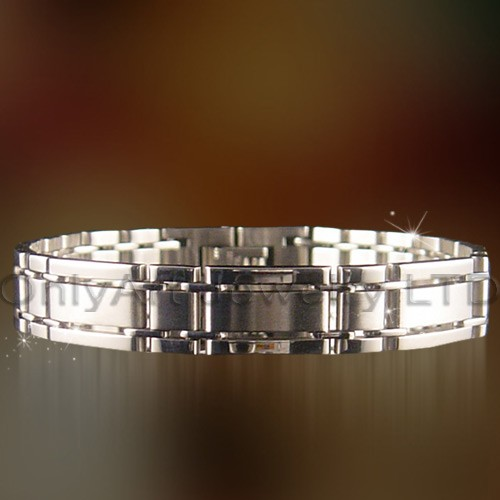 fashion hot sell classic stainless jewelry paypal accepted bracelet
