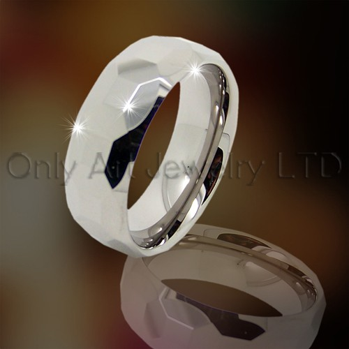 Simple Style Tungsten Jewelry OAGR0004
