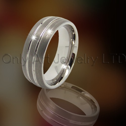 Tungsten Jewelry OAGR0020