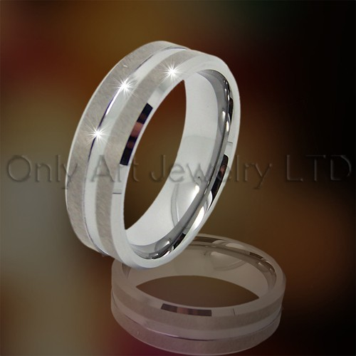 Tungsten Fashion Jewellery OAGR0027