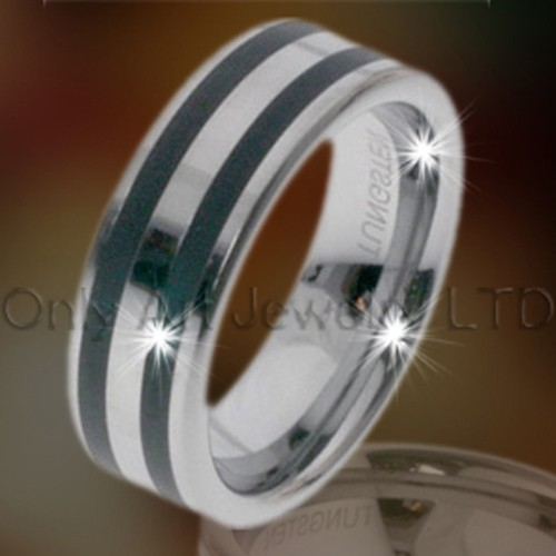 Tungsten Jewelrys OAGR0038