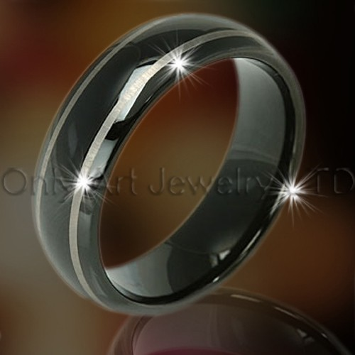 Tungsten Rings OAGR0043