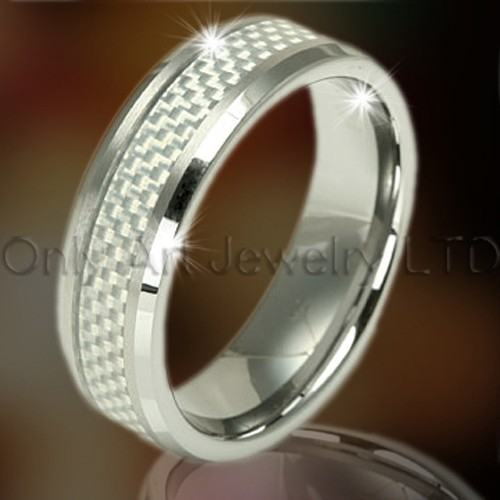 Tungsten Jewelry OAGR0047