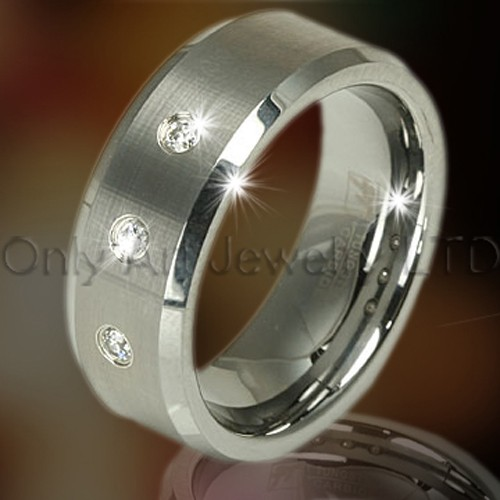Tungsten Jewelry OAGR0049