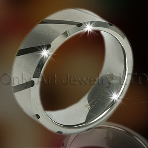 Tungsten Jewelry OAGR0050