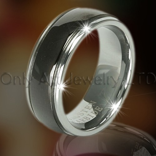 Tungsten Jewelry OAGR0051