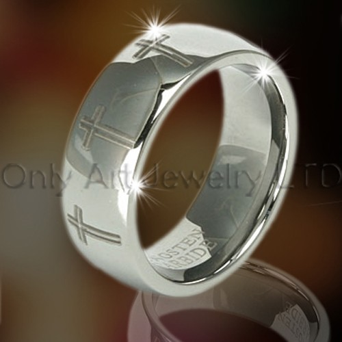 Tungsten Jewelry OAGR0053