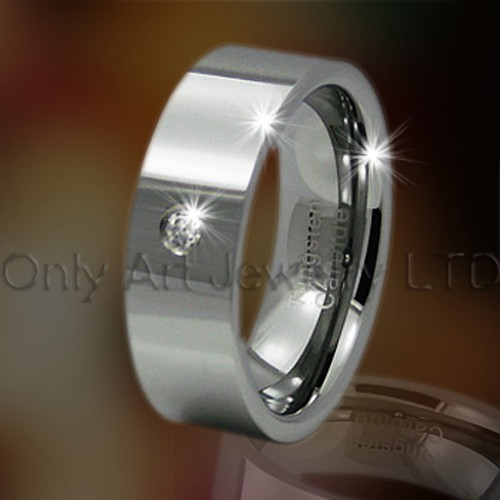 Tungsten Carbide Ring OAGR0055
