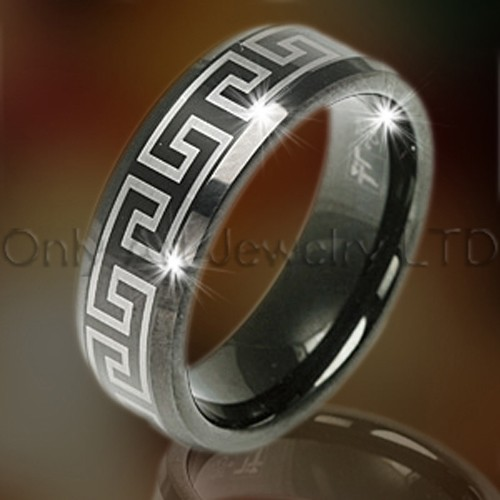 Tungsten Carbide Ring OAGR0058
