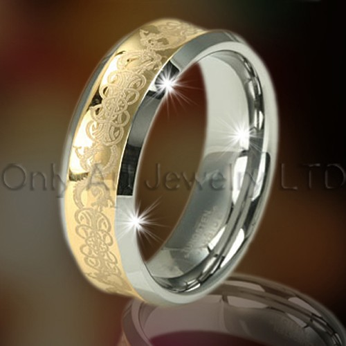Tungsten Carbide Ring OAGR0061