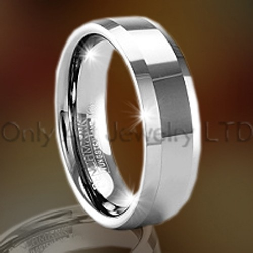 Tungsten Carbide Rings Jewelry OAGR0077