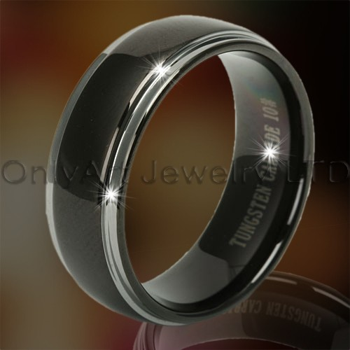 Tungsten Ring For Men OAGR0091