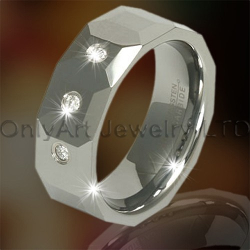Tungsten Jewellery OAGR0095