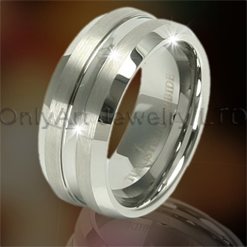 Tungsten Big Rings OAGR0101