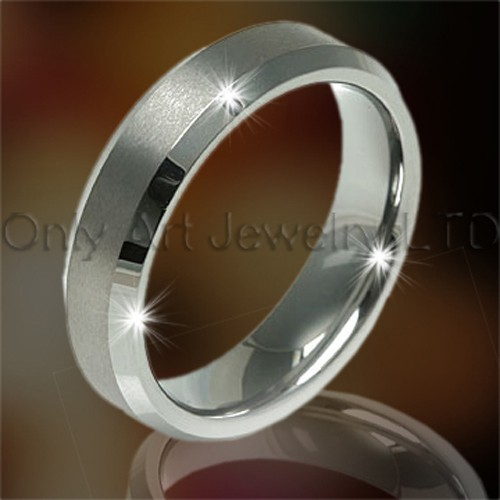 Tungsten Wedding Rings OAGR0103