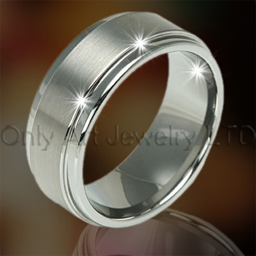 Tungsten Wholesale Rings OAGR0105