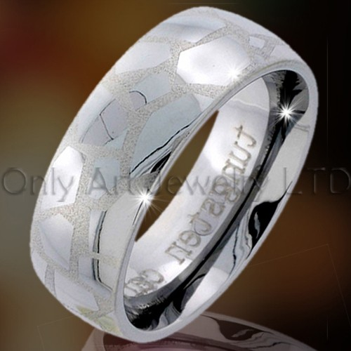 Modern Jewelry Tungsten Ring OAGR0111