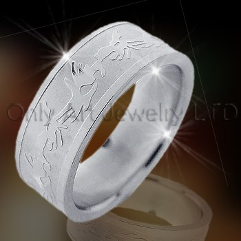 Fashion Titanium Ring OATR0016