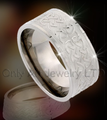 Titanium Finger Ring OATR0020