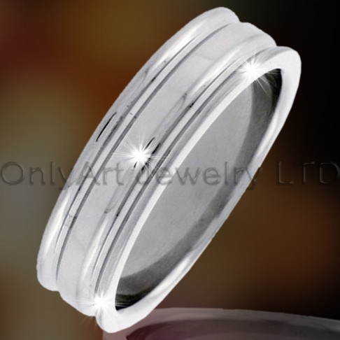 Titanium Rings Jewellery OATR0067