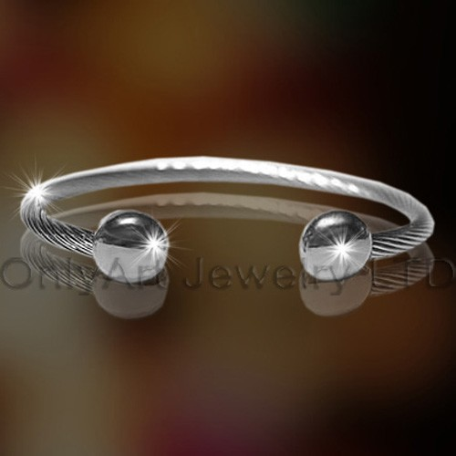 2011 Hot 316 Stainless Steel Bangle OATB0002