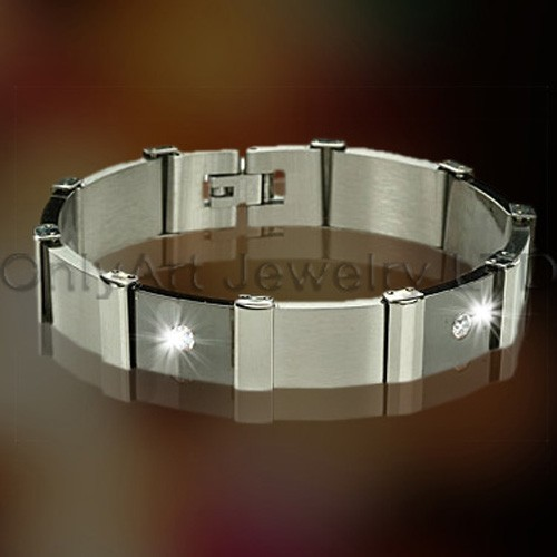 Fashionable Mens Bracelet OATB0039