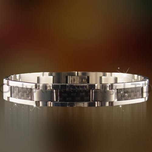 Fashioable 316l Stainless Steel Jewelry Bracelet For Men OATB0106