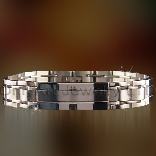 316l Stainless Steel Jewelry Bracelet For Men OATB0109
