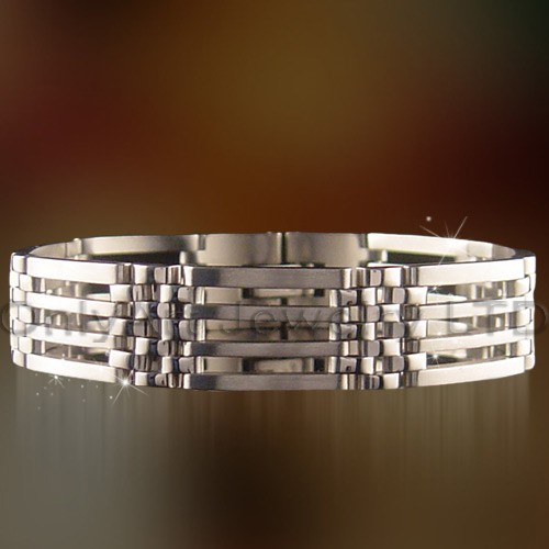 Fashioable 316l Stainless Steel Jewelry Bracelet For Men OATB0111