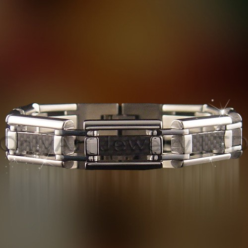 Fashioable 316l Stainless Steel Jewelry Bracelet For Men OATB0127