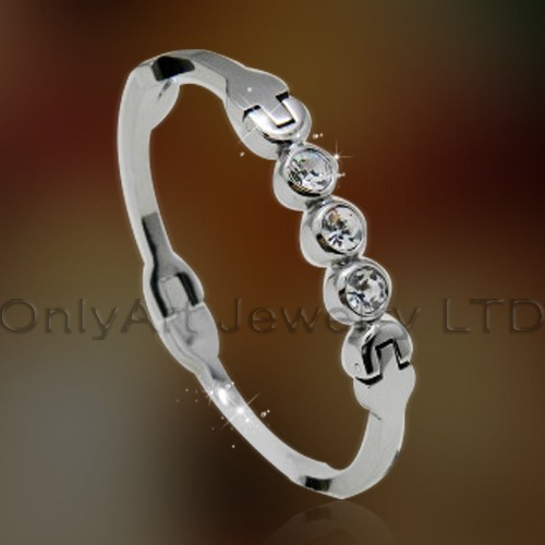 Best Price Stone Stainless Bangle Women OATB0083