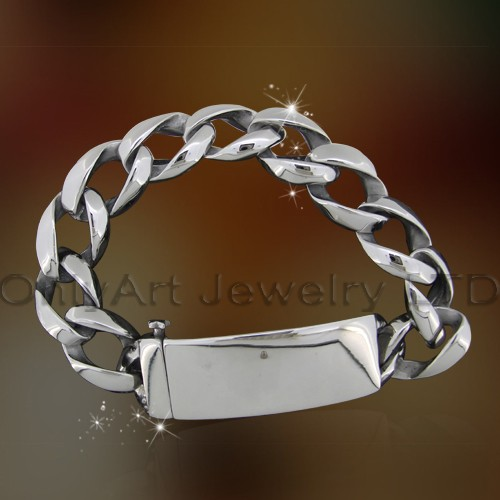fishion jewelry nickle free popular gift bracelet chain charm with high quality paypal acceptable