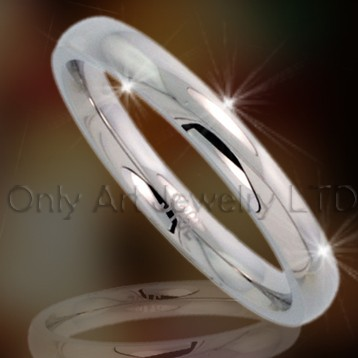 Titanium Wedding Ring OATR0013