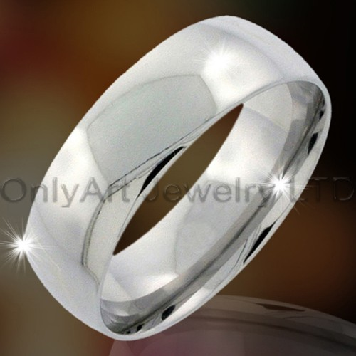 Stainless Steel Or Titanium Fashion Finger Ring OATR0055